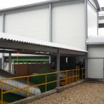 Wagoprzenośnik instalacji biomasy